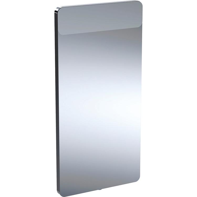 Immagine di Geberit OPTION specchio 40 cm con angoli tondi e con illuminazione led in alto 819240000