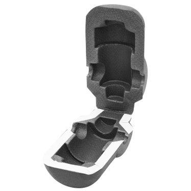 RBM Isolamento termico costituito da semigusci in polietilene espanso con rivestimento esterno in pellicola antigraffio 32890000