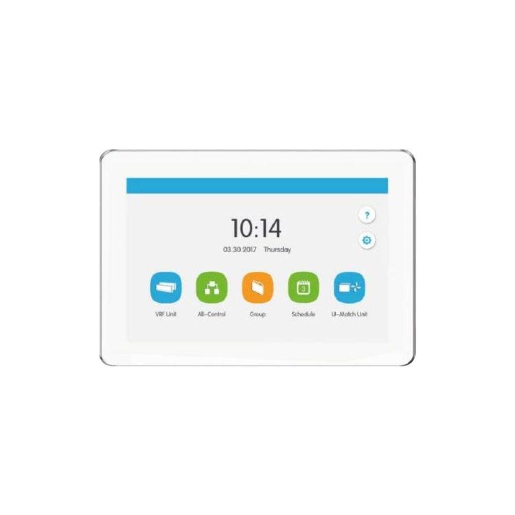 """Aermec Controllo centralizzato con display touch da 7"""" per gestione fino a 255 unità interne distribuite su massimo di 16 sistemi CC2"""