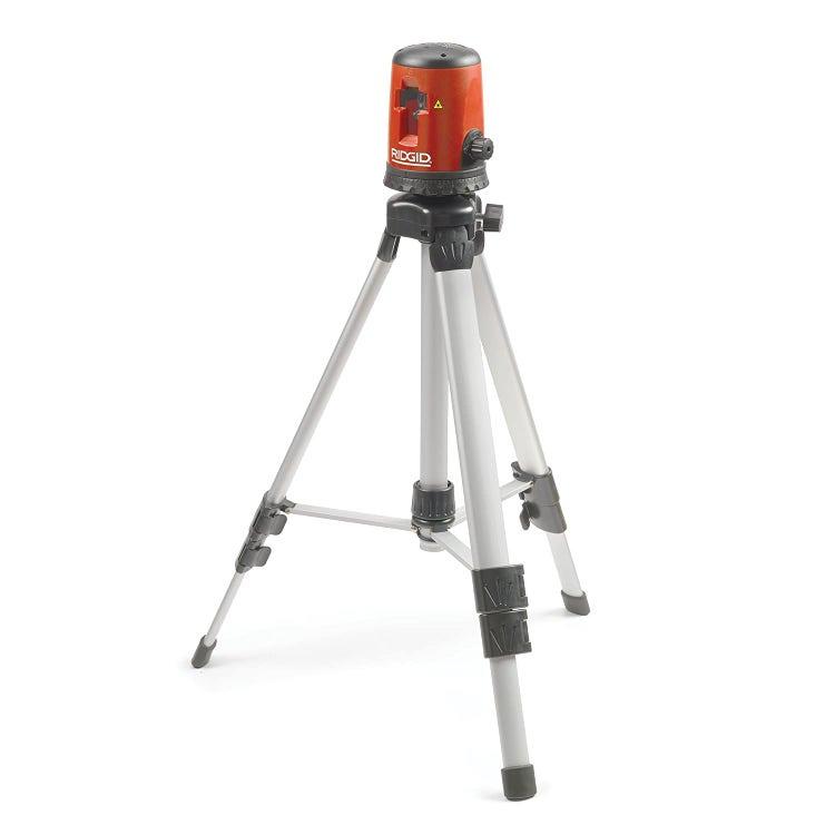 Immagine di Ridgid micro CL-100 kit livella laser a linee incrociate auto-livellante 38758