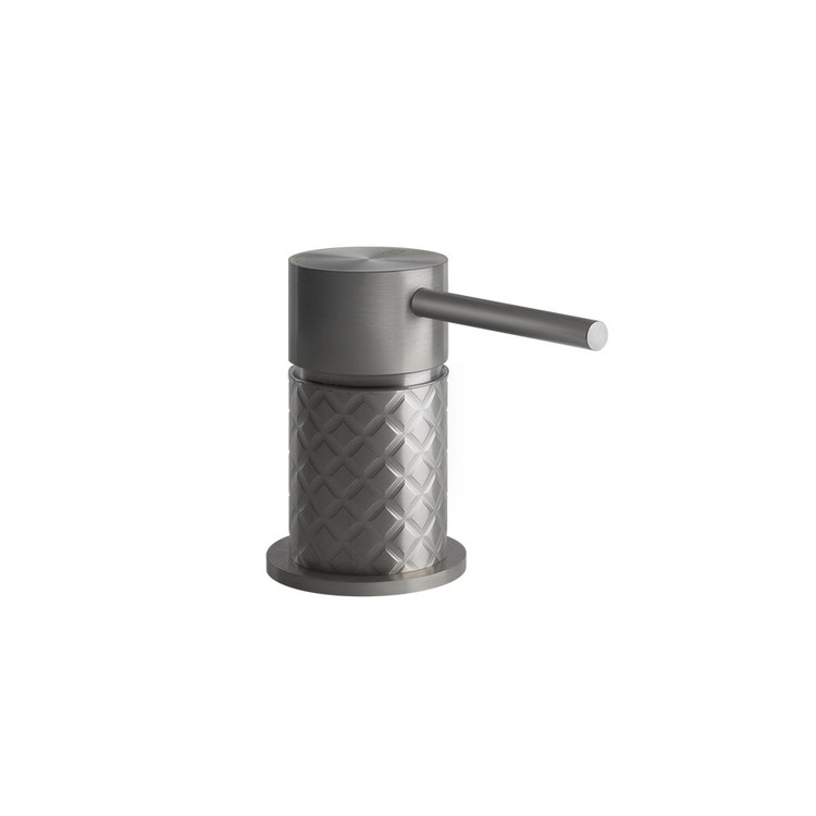 Gessi 316 INTRECCIO comando remoto finitura steel brushed 54105#239