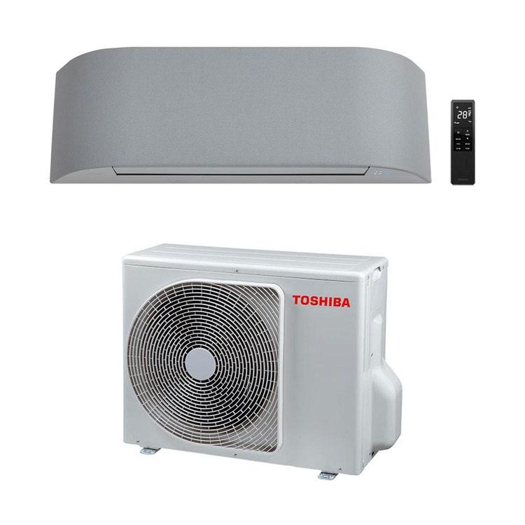Toshiba HAORI R32 Climatizzatore a parete monosplit inverter Wi-Fi | unità esterna 4.6 kW unità interna 16000 BTU RAS-16J2AVSG-E1+RAS-B16N4KVRG-E
