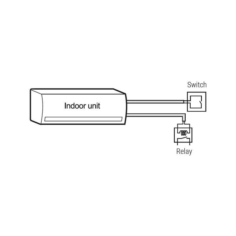 Immagine di Mitsubishi Connettore per input esterno MAC-1702RA-E