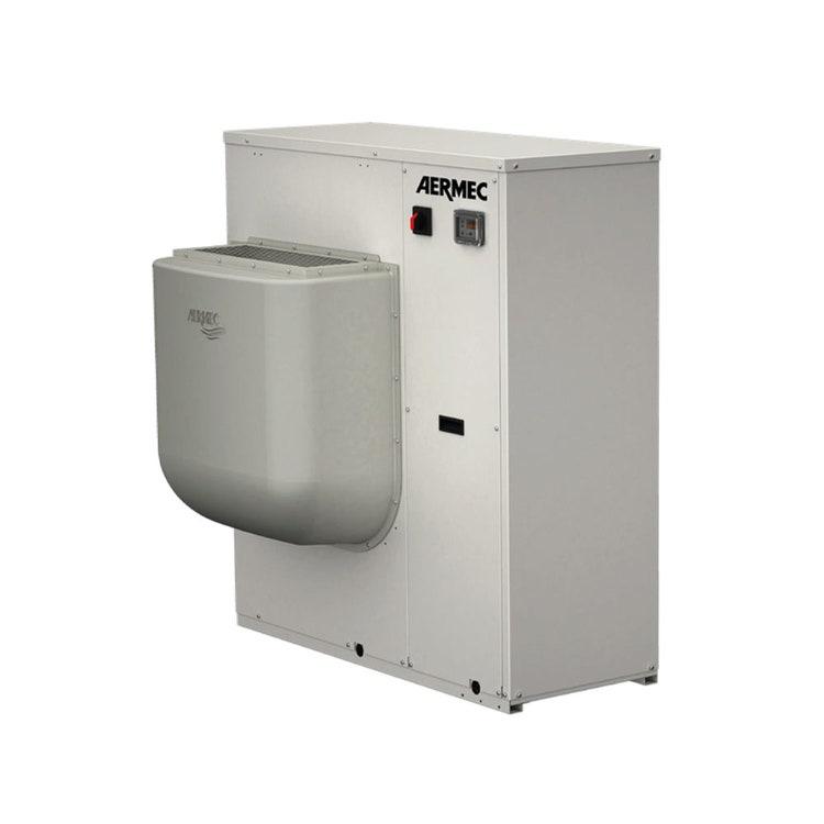 Aermec Pompa di calore reversibile condensata ad aria monofase con pompa CL030H°P°°°°M