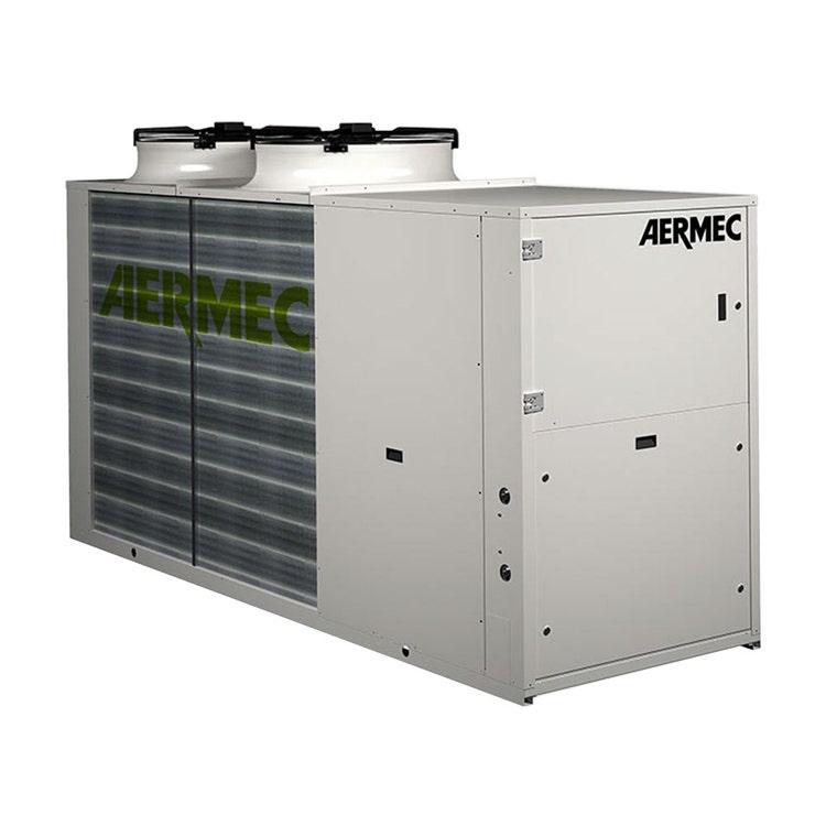 Aermec ANL Pompa di calore reversibile condensata ad aria senza kit idronico integrato, versione silenziata trifase ANL402°H°L°°°°00