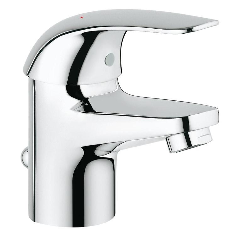 Grohe Euroeco Miscelatore monocomando per lavabo Taglia S finitura cromo 23262000