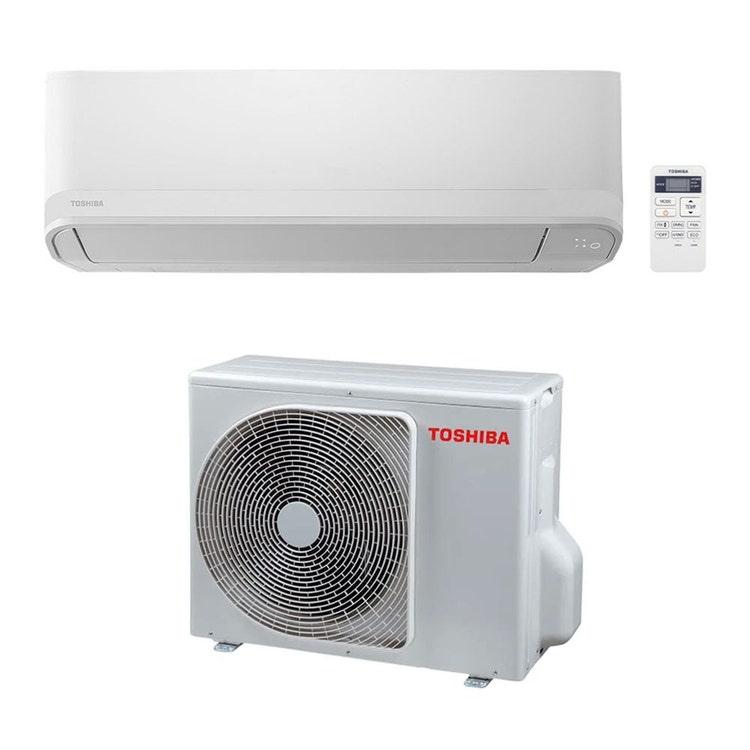 Toshiba SEIYA R32 Climatizzatore a parete monosplit inverter | unità esterna 1.5 kW unità interna 5000 BTU RAS-05J2AVG-E+RAS-B05J2KVG-E