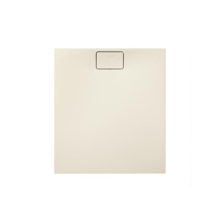 Duravit STONETTO piatto doccia rettangolare L.80 P.90 cm, colore sabbia 720145480000000
