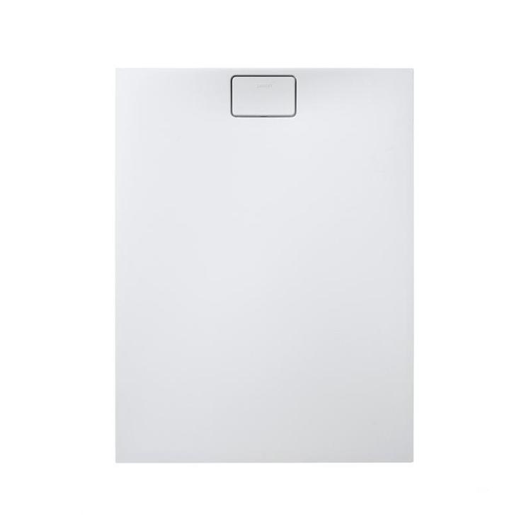 Duravit STONETTO piatto doccia rettangolare L.90 P.120 cm, colore bianco 720149380000000