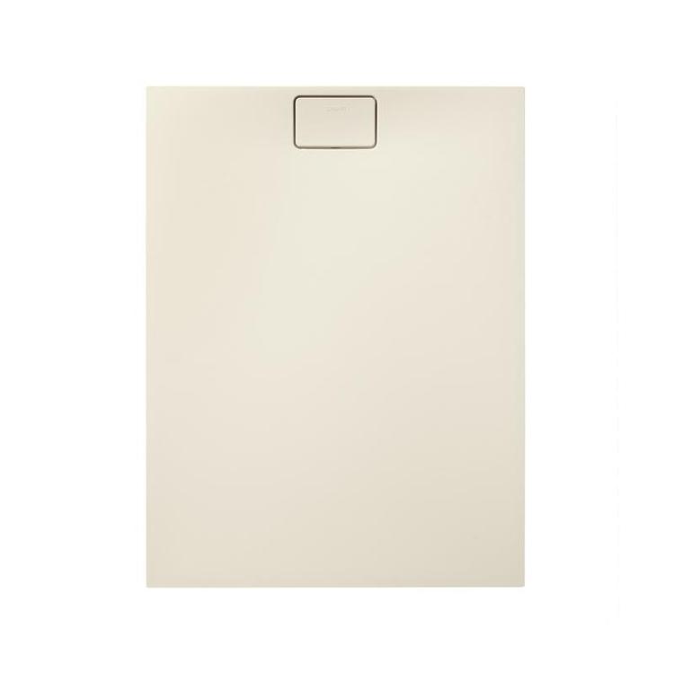 Duravit STONETTO piatto doccia rettangolare L.90 P.120 cm, colore sabbia 720149480000000