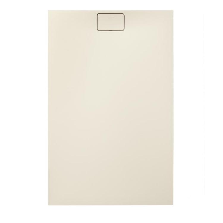 Duravit STONETTO piatto doccia rettangolare L.90 P.140 cm, colore sabbia 720150480000000