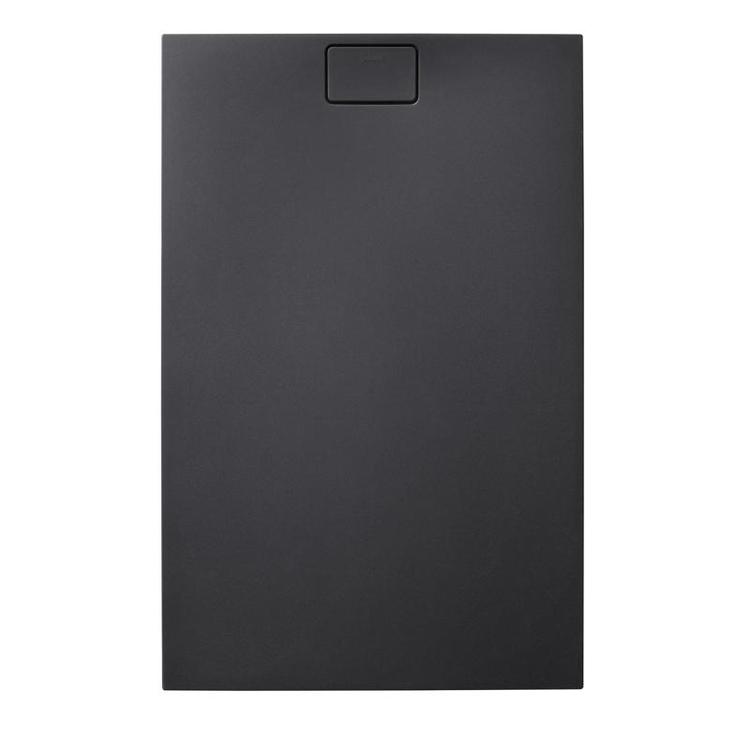 Duravit STONETTO piatto doccia rettangolare L.100 P.140 cm, colore antracite 720170680000000