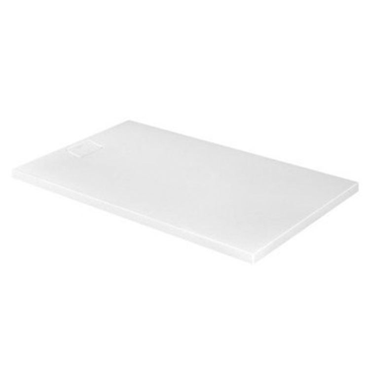 Duravit STONETTO piatto doccia rettangolare L.100 P.160 cm, colore bianco 720171380000000
