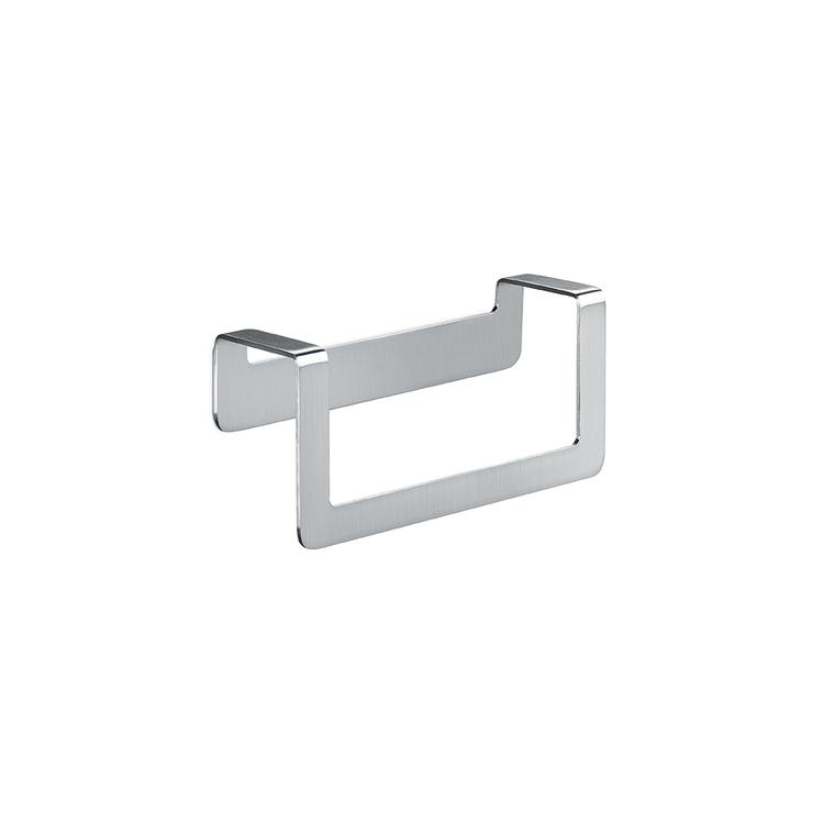 Colombo Design OVER porta salvietta ad anello, finitura satinato B7031VSS