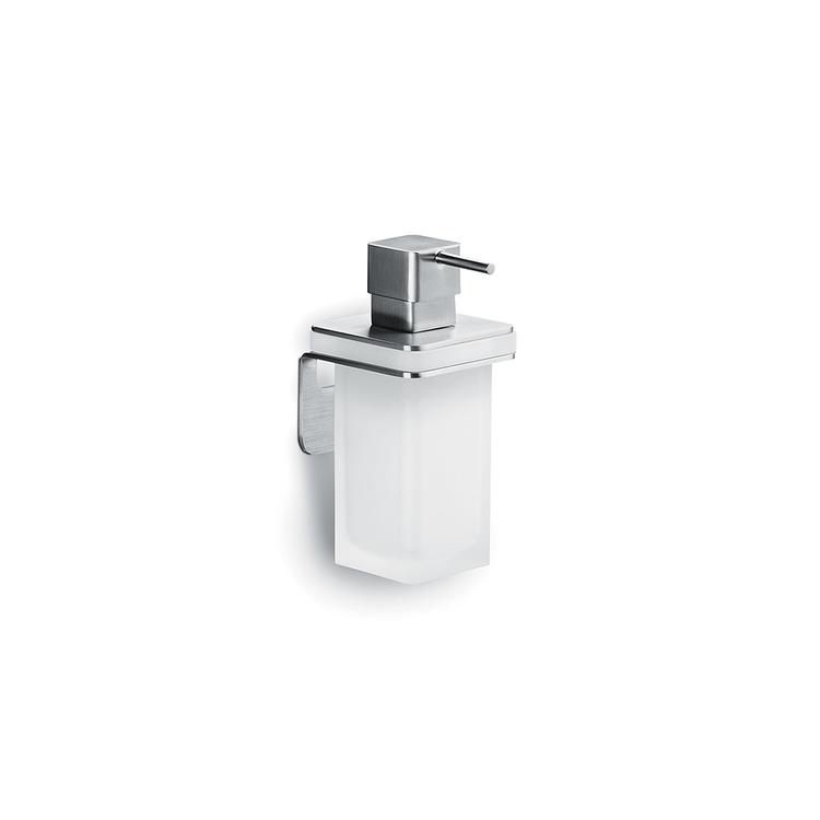 Colombo Design OVER dispenser sapone liquido, finitura satinato B9328VSS-VAN