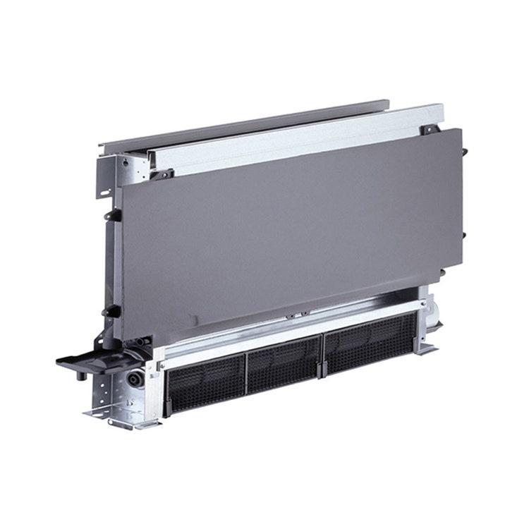 Olimpia Splendid Bi2 SLIR Naked inverter 1600 Slim, ventilconvettore radiante da incasso per installazione solo verticale 02072