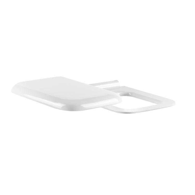 Gessi TOTAL LOOK sedile in termoindurente, colore bianco finitura lucido (per vaso 39113) 29463#031