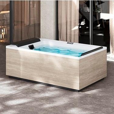 Novellini Pannello natural touch, per vasca idromassaggio Divina XXL, finitura oak alpine PANV2F2LDIVDXX-P1