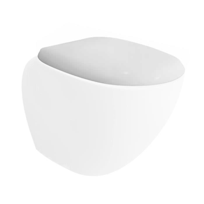 Pozzi Ginori 42761000 Easy 02 Sedile In Termoindurente Bianco Prezzi E Offerte Su Tavolla Com
