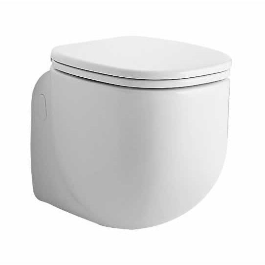 Pozzi Ginori 41351000 500 Vaso Sospeso Completo Di Sedile Bianco Prezzi E Offerte Su Tavolla Com