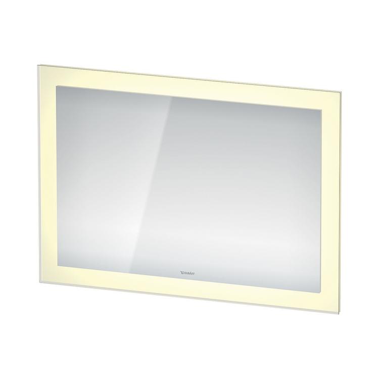 Duravit WHITE TULIP specchio con illuminazione L.105 H.75, versione Sensor WT7052