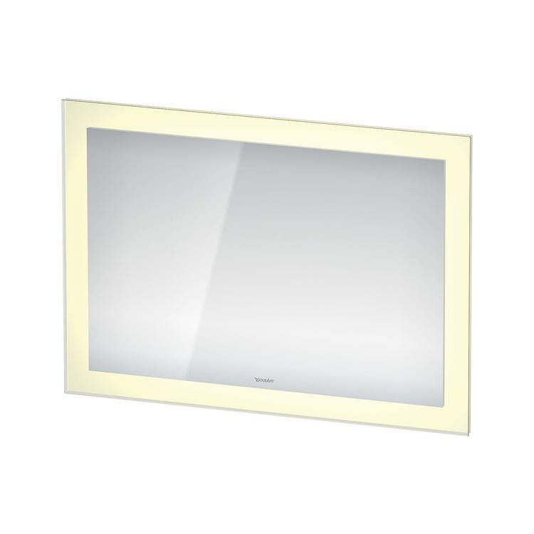 Duravit WHITE TULIP specchio con illuminazione L.105 H.75, versione App WT7062