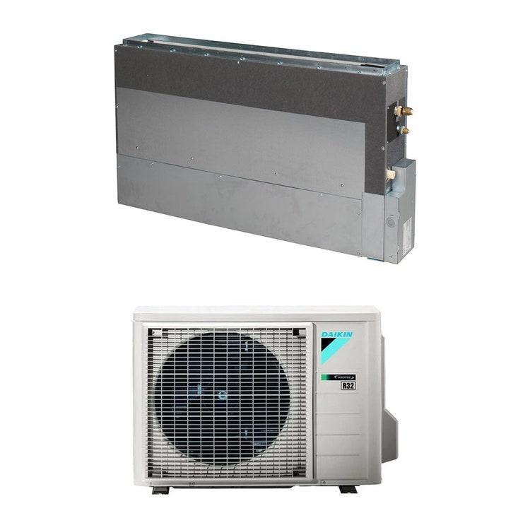 Daikin FNA-A9 Pavimento da incasso R32 Climatizzatore monosplit inverter | unità esterna 3.4 kW unità interna 12000 BTU RXM35R+FNA35A9