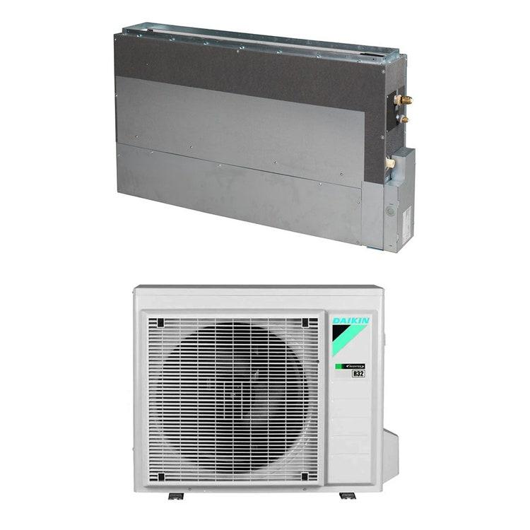 Daikin FNA-A9 Pavimento da incasso R32 Climatizzatore monosplit inverter | unità esterna 6 kW unità interna 21000 BTU RXM60R+FNA60A9