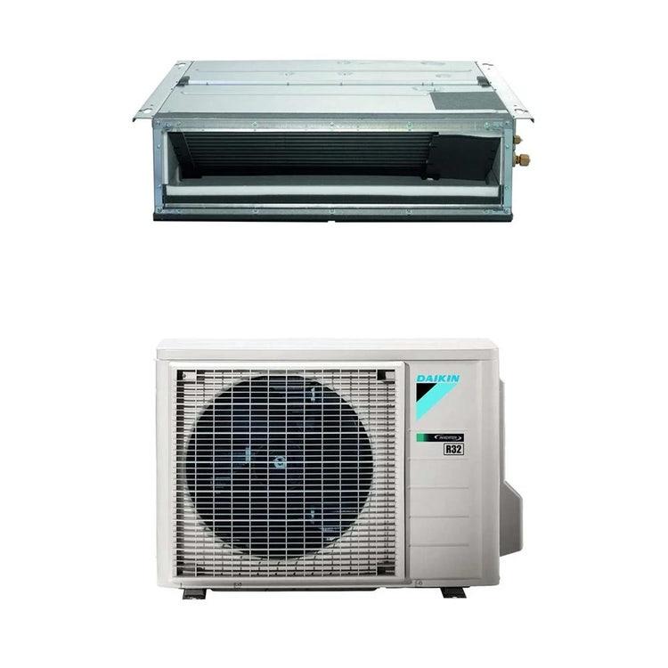 Daikin FDXM-F9 Canalizzabile ultrapiatta R32 Climatizzatore canalizzabile monosplit inverter | unità esterna 3.4 kW unità interna 12000 BTU RXM35R+FDXM35F9