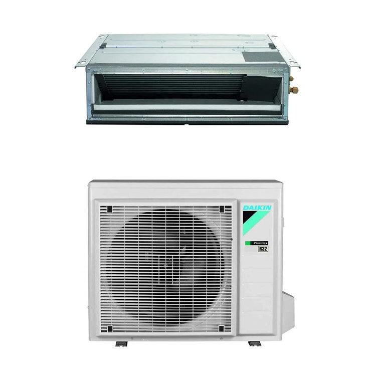 Daikin FDXM-F9 Canalizzabile ultrapiatta R32 Climatizzatore canalizzabile monosplit inverter   unità esterna 6 kW unità interna 21000 BTU RXM60R+FDXM60F9