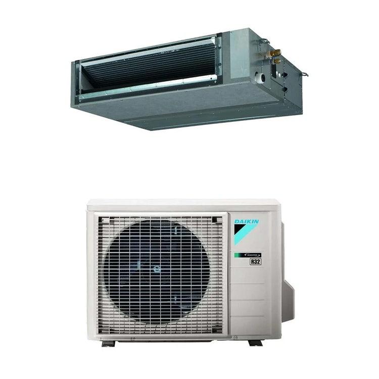 Daikin FBA-A9 Canalizzabile media prevalenza R32 Climatizzatore canalizzabile monosplit inverter | unità esterna 3.4 kW unità interna 12000 BTU RXM35R+FBA35A9