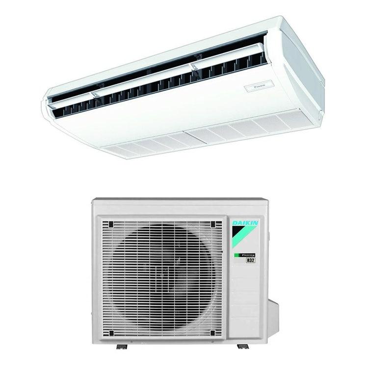 Daikin FHA-A9 Pensile a soffitto R32 Climatizzatore a soffitto monosplit inverter | unità esterna 5 kW unità interna 18000 BTU RXM50R+FHA50A9