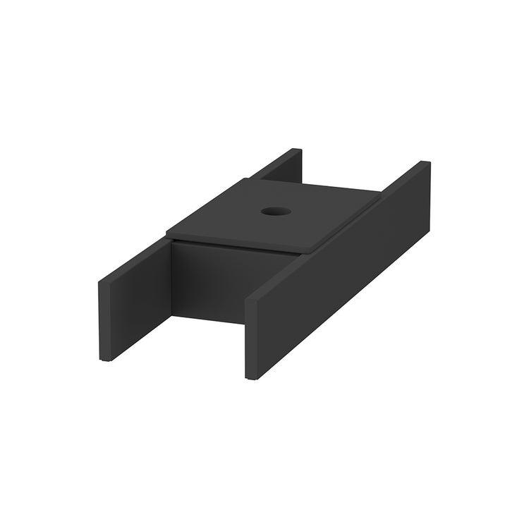 Duravit Suddivisione interna con coperchio, ordinabile in qualsiasi momento, per basi sottolavabo per consolle e basi sospese per consolle, colore nero diamante UV98460000