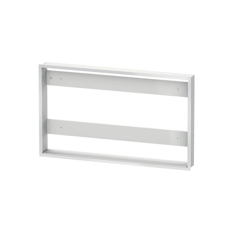 """Duravit Set L.136 cm per l'incasso degli armadietti a specchio versione """"Good"""" e """"Better"""" LM9920"""
