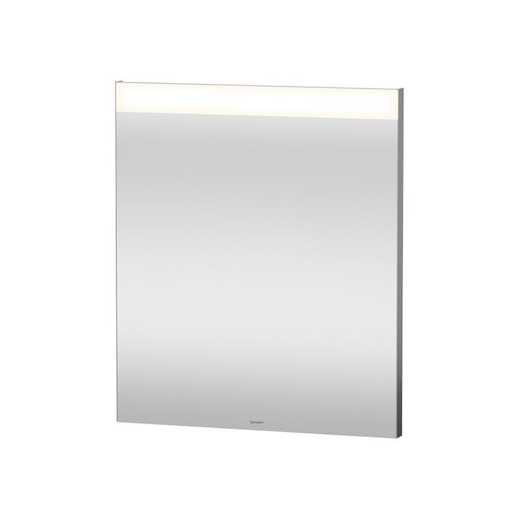 """Duravit D-NEO specchio L.60 H.70 cm con illuminazione, versione """"Good"""" LM783500000"""
