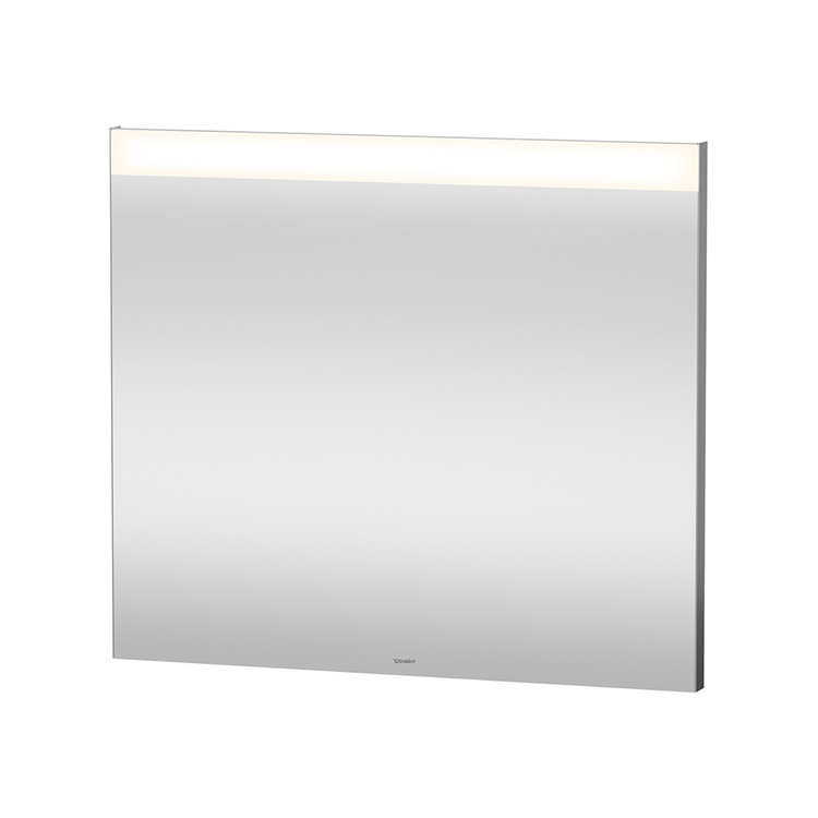 """Duravit D-NEO specchio L.80 H.70 cm con illuminazione, versione """"Good"""" LM783600000"""
