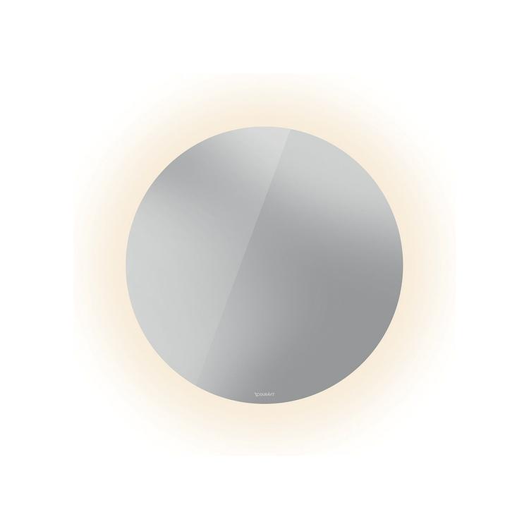 """Duravit D-NEO specchio Ø 70 cm con illuminazione, versione """"Good"""" LM785100000"""