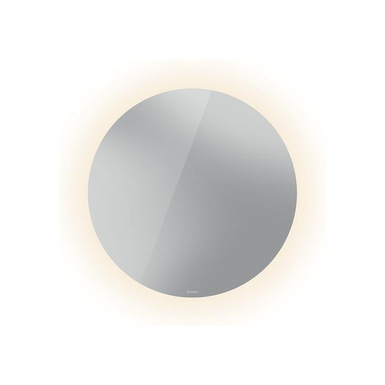 """Duravit D-NEO specchio Ø 90 cm con illuminazione, versione """"Good"""" LM785300000"""
