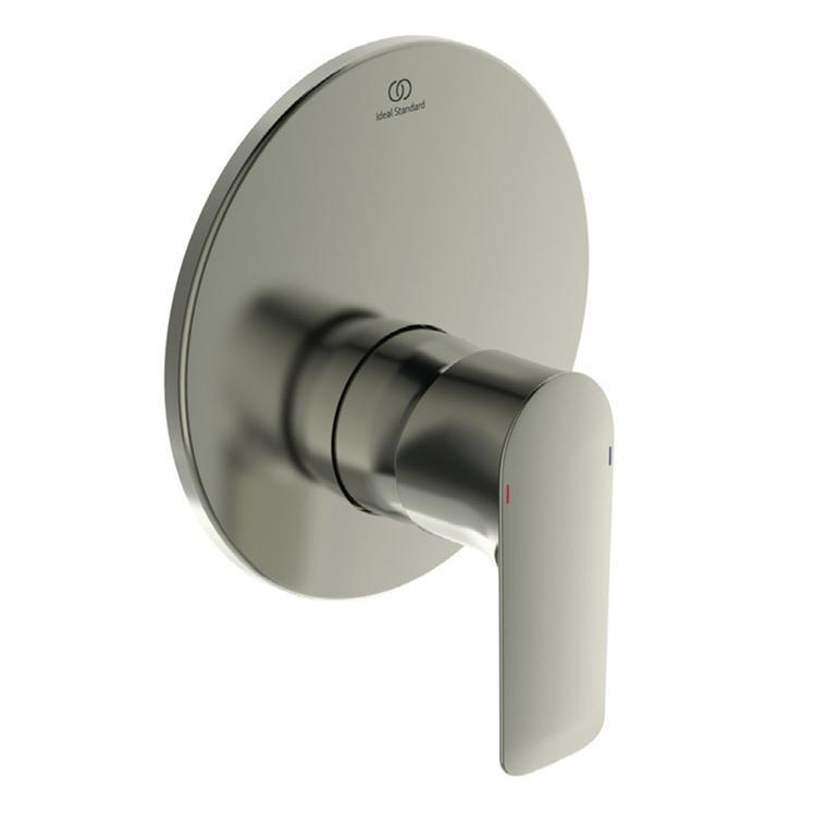 Ideal Standard CONNECT AIR miscelatore ad incasso per doccia, finitura silver storm A7036GN