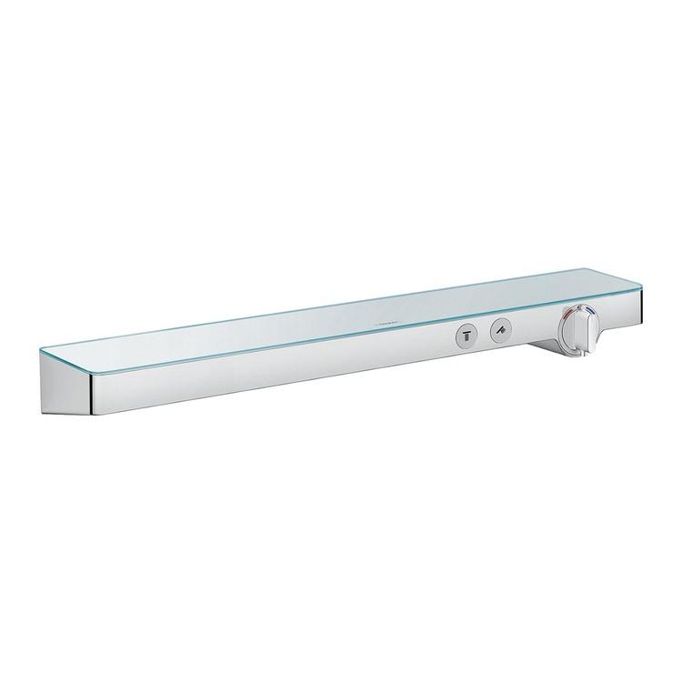 Immagine di Hansgrohe SHOWER TABLET SELECT miscelatore termostatico 700, universale, esterno, per 2 utenze, finitura cromo 13184000