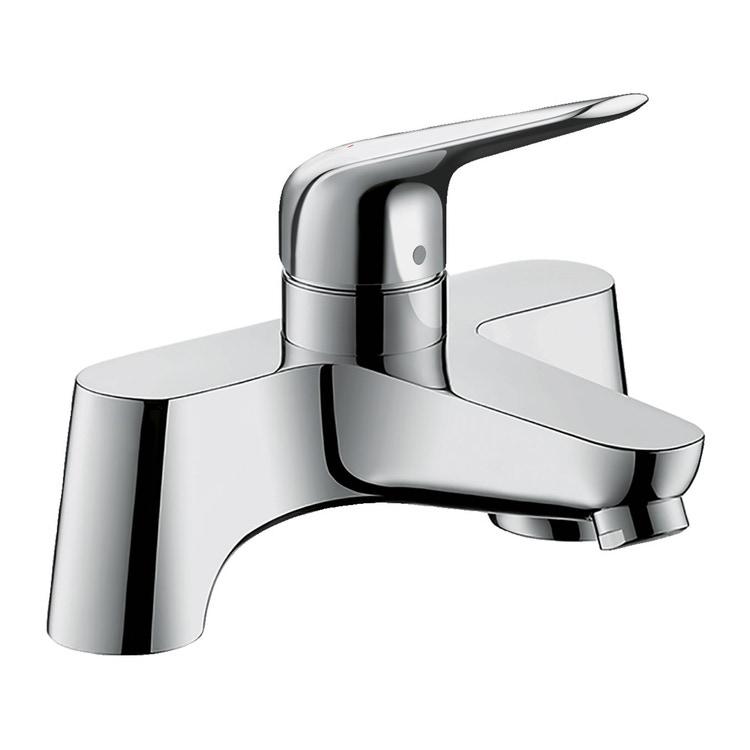 Hansgrohe NOVUS rubinetteria 2 fori, bordo vasca, finitura cromo 71043000