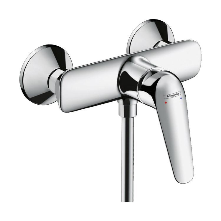 Hansgrohe NOVUS miscelatore monocomando doccia, esterno, finitura cromo 71060000