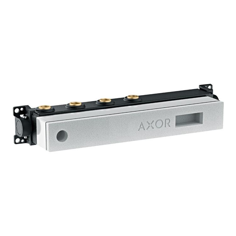 Axor Corpo incasso set base per modulo termostatico Seleziona per 2 funzioni 18310180