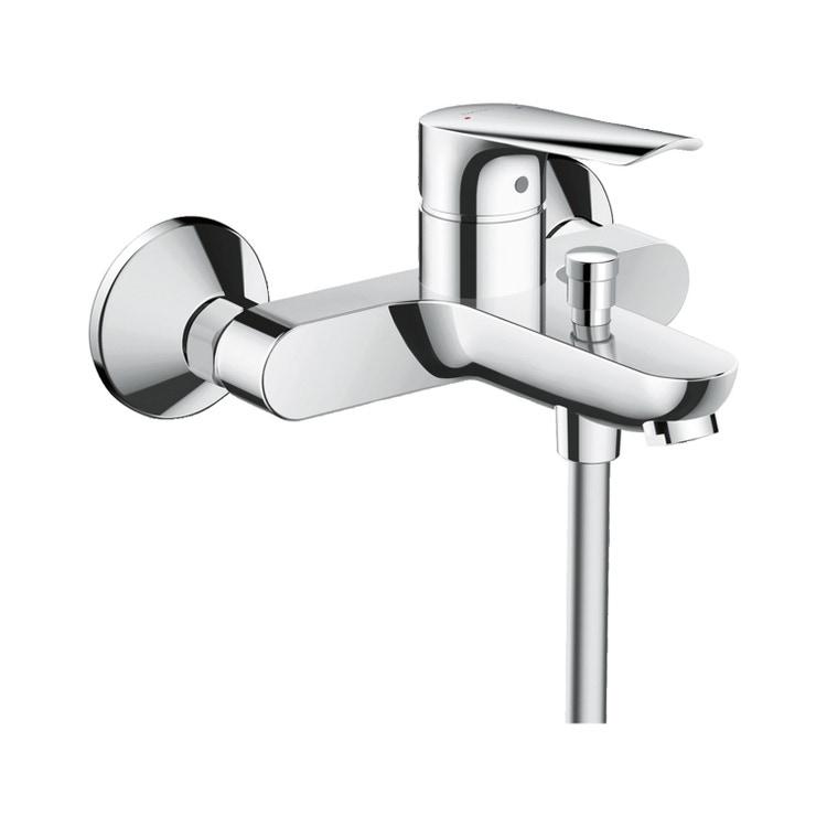 Hansgrohe LOGIS E miscelatore monocomando vasca, esterno, finitura cromo 71403000