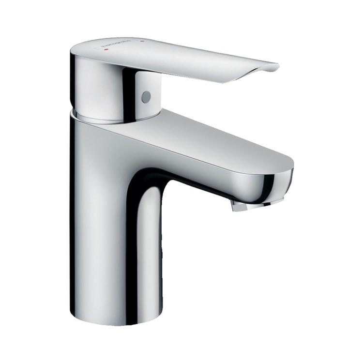 Hansgrohe LOGIS E miscelatore monocomando lavabo 70, CoolStart, con piletta in ottone, finitura cromo 71174000