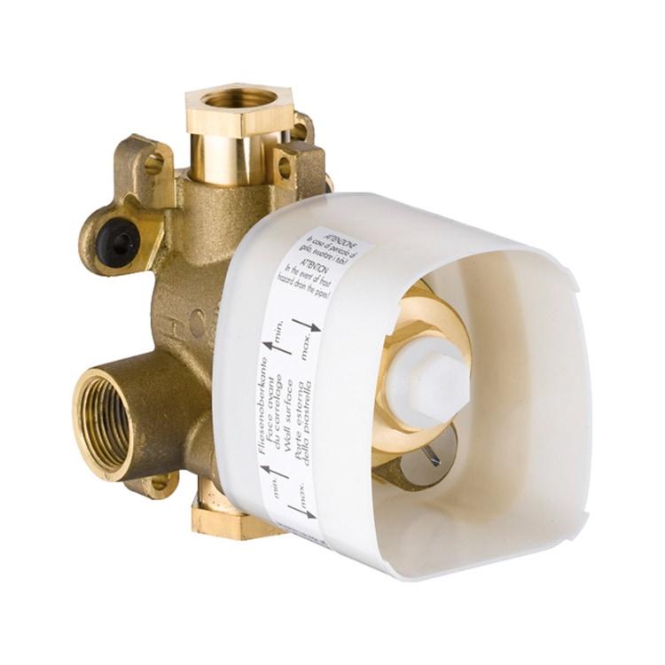 Axor Corpo incasso per modulo termostatico L.12 cm, ad incasso 10754180