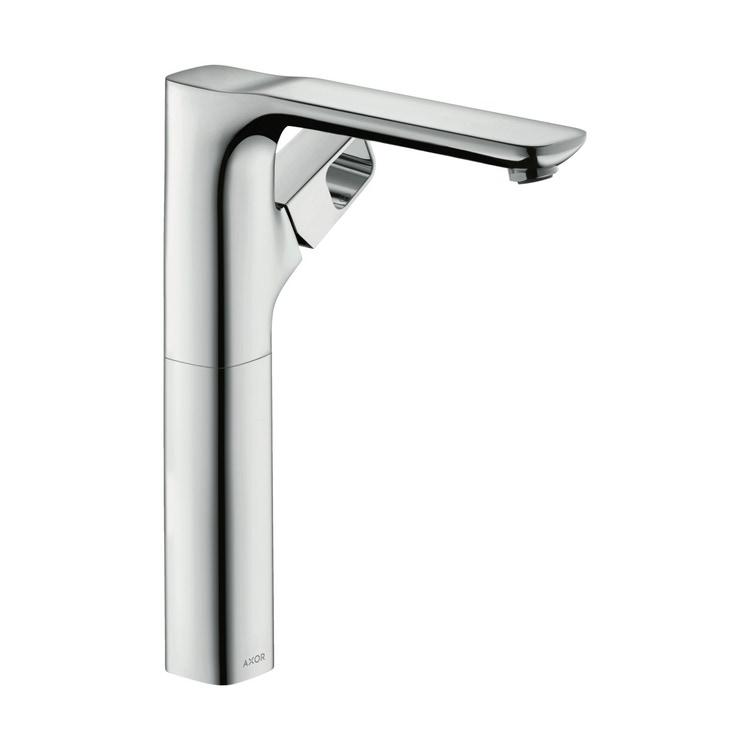 Axor URQUIOLA miscelatore monocomando lavabo 280, con set di scarico, finitura cromo 11035000