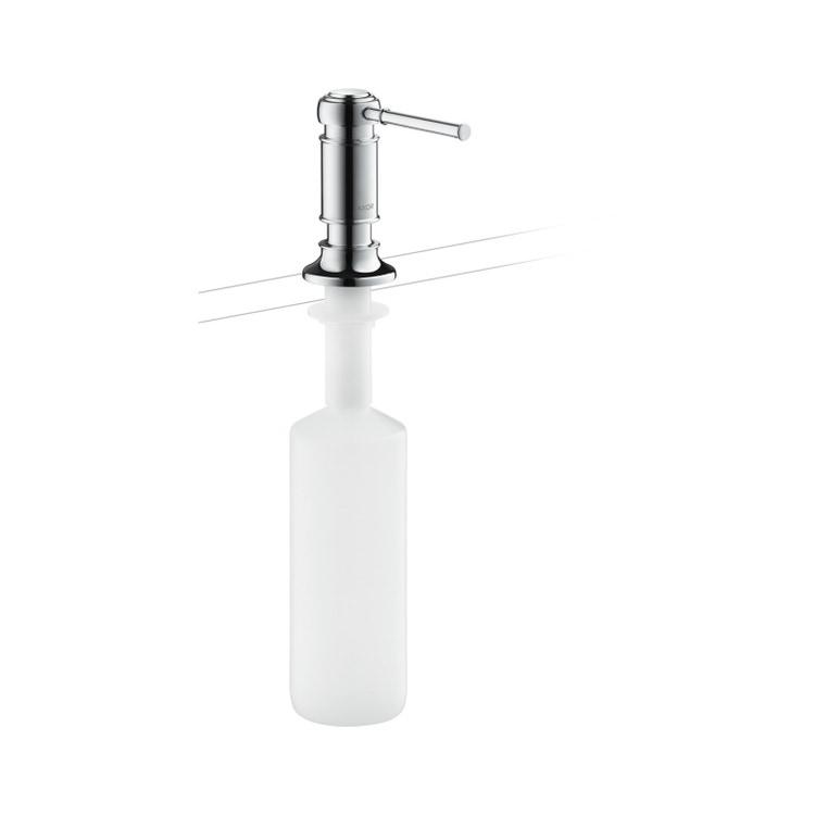 Axor MONTREUX distributore di sapone liquido, finitura cromo 42018000