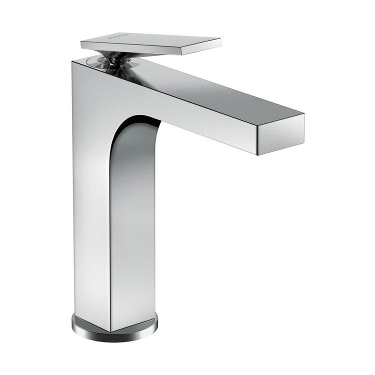 Axor CITTERIO miscelatore monocomando lavabo 160, con maniglia a leva e set di scarico, finitura cromo 39024000