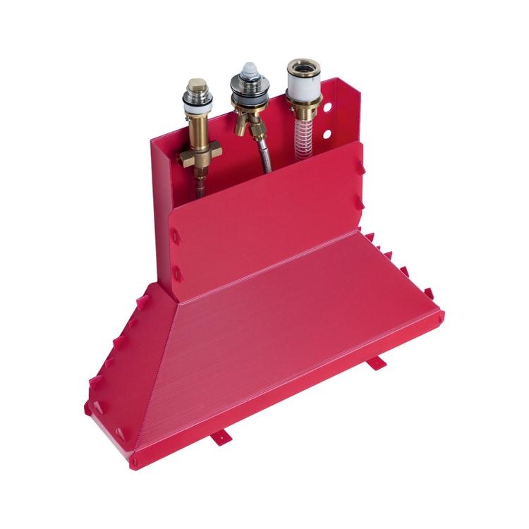 Axor Corpo incasso per rubinetteria 3 fori bordo vasca 15485180